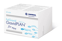 FolGravid GravidPLAN® for men 60 tablet