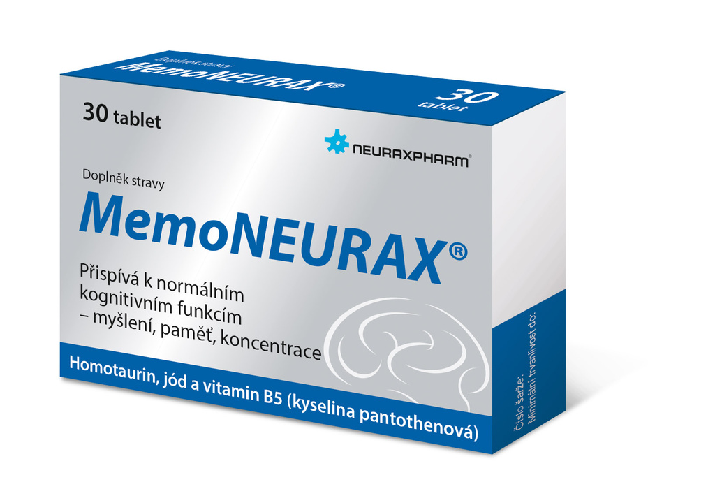 MemoNEURAX 30 tablet
