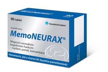 MemoNEURAX 90 tablet