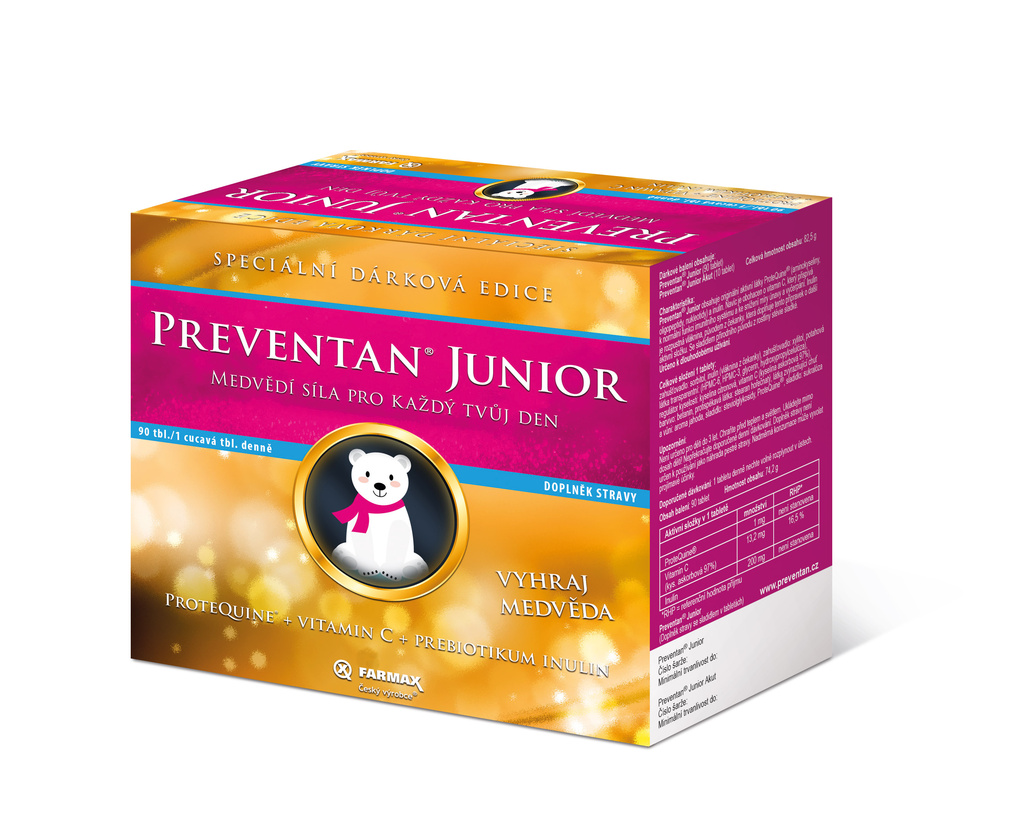 Preventan Junior darkovy 2019