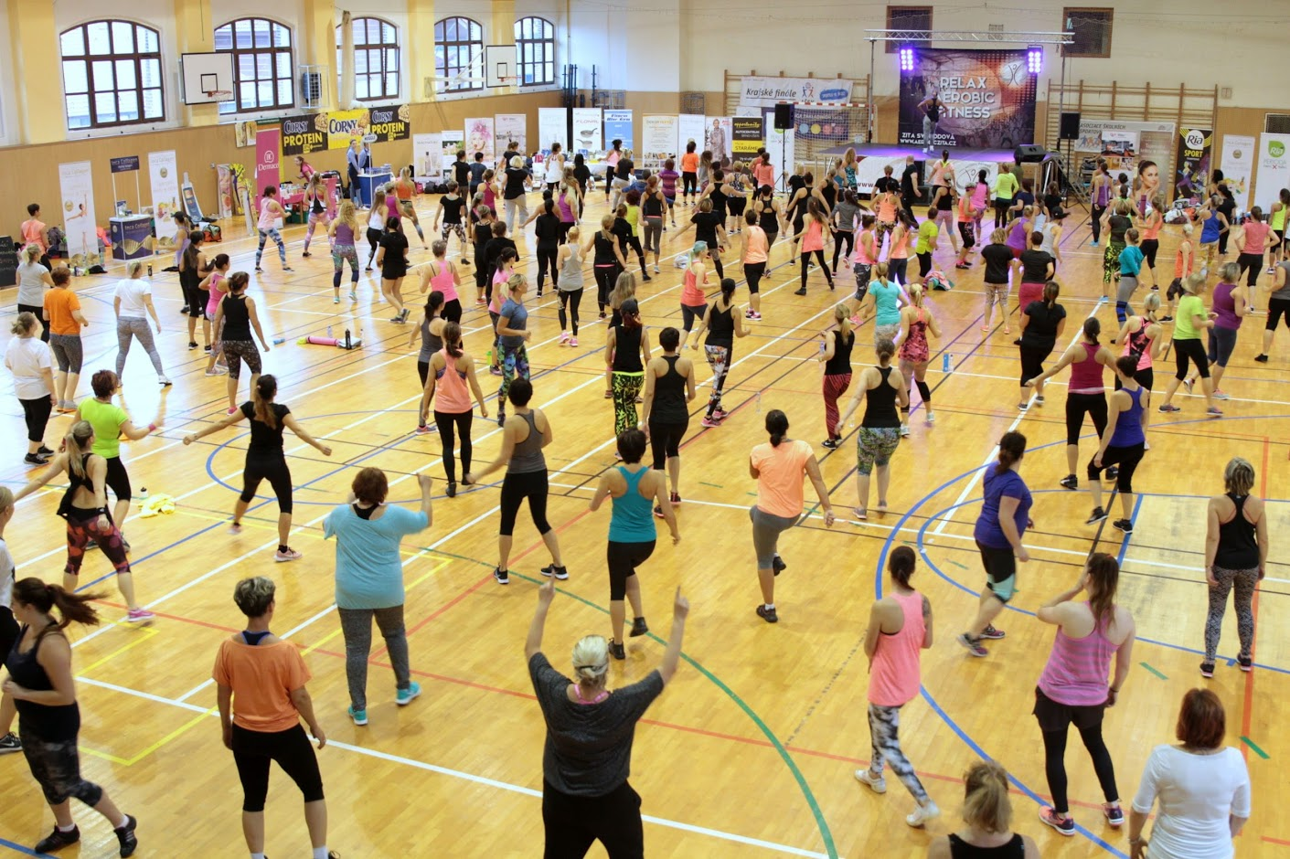 AEROBIC DAY SENSATION – Brno